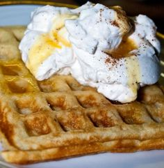 Jablečné vafle (pro Berany)* Breakfast, Food, Diet, Waffles, Kitchens, Morning Coffee, Essen, Meals, Yemek