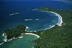 Parque Nacional de Manuel Antonio, Costa Rica.