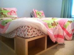 Beds for my girls