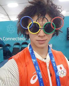 いいね!2,827件、コメント10件 ― オリンピック(The Olympic Games)さん(@gorin)のInstagramアカウント: 「#スノーボード 男子ハーフパイプ日本代表の #平野歩夢 選手😎 #平昌オリンピック #pyeongchang2018 #olympics」