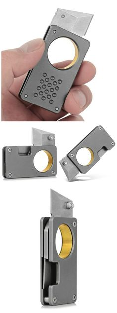 FURA AUS - 8 Steel Blade Pocket Liner Lock Folding Knife.