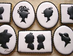 biscotti silhouette how to