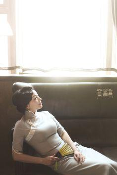 龚航宇:中西合璧的时装旗袍开创者 - 倾城网