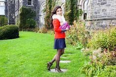 Fashion is Fun - #Outfit post from Toronto Blogger Jocelyn Caithness   #JCrew #BananaRepublic