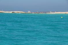 Formentera. Playas de Les Illetes. Pulse la foto para ver información turística.