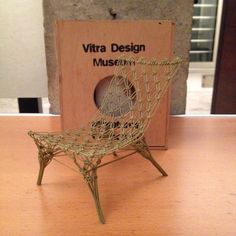 VITRA MINIATURE KNOTTED CHAIR