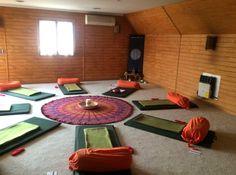 Sala de Yoga Sakhyam, Stgo. Chile