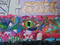Graffiti o' Amsterdam