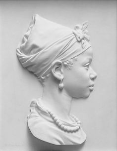 Little Ida Artist: Charles Calverley (American, Albany, New York 1833–1914 Essex Fells, New Jersey) Date: 1869; carved 1881 Medium: Marble