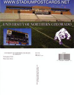 € 0,70 - code : USA-029 - Greely - Nottingham Field- stadium postcard cartolina stadio carte stade estadio tarjeta postal