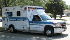 Image result for GMC Sierra ambulance