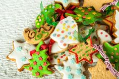 Ingwer-Weihnachtsgebäck