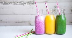 Energizing Smoothies To Defeat The Fatigue