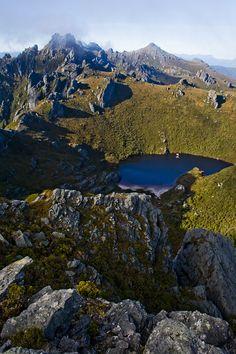 South-West Tasmania by ~MichaelG85