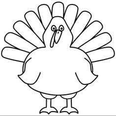 free printable could be used for a disguise the turkey craftivity