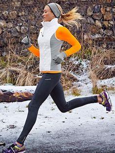 Sport Running, Running Wear, Winter Running, Running Women, Running Clothes Winter, Winter Workout Clothes, Winter Workout Outfit, Woman Running, Running