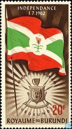 Timbres-poste - Burundi [BDI] - Indépendance