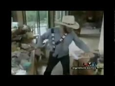 All My Rowdy Friends (are coming over tonight) - Hank Williams Jr. (vide...