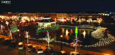 Home for the Holidays is an annual event held at Southlake Town Square, 76092 Magazine, Holiday 2013 #southlake #texas #texaschristmas #familyevents