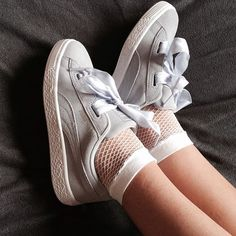 puma heart grise foot locker