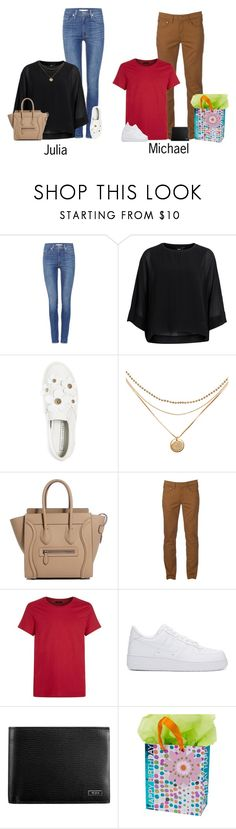 """""""Skai's 5th Birthday Party!   The Parents"""" by thetotefamily ❤ liked on Polyvore featuring Levi's, Object Collectors Item, Marc Jacobs, Urban Pipeline, J.Lindeberg, NIKE and Tumi"""