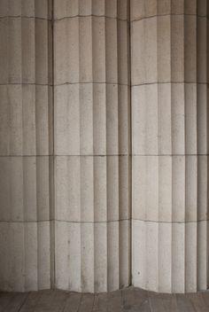 Retrouvius Reclamation and Design - fluted column pieces