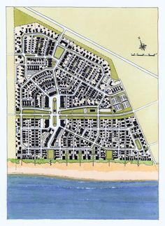 Rosemary Beach Florida Vacation, Florida Beaches, Vacation Trips, Rosemary Beach Florida, City Layout, New Urbanism, Fort Walton Beach, Site Plans, Concept Diagram