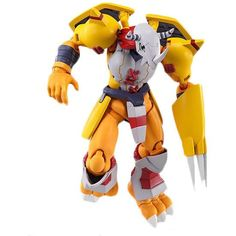 "Digimon fans will be pleased to hear that Tamashii Nations is releasing Wargreymon ""Our War Game!"" with a completely new sculpt design and coloration true to the movie. Included in the set is a specia"