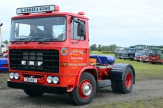 ERF was a British truck manufacturer. Established in 1933 by Dennis Foden, its factory in Sandbach, Cheshire was closed in and finished as a marque by owner MAN AG in Ashok Leyland, Old Lorries, Diesel Trucks, Commercial Vehicle, Peterbilt, Classic Trucks, Buses, Fiat, Volvo