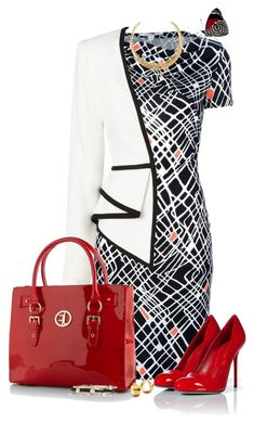 Excuse Me...Have We Met? by silverlining07 on Polyvore featuring Diane Von Furstenberg, sass & bide, Sergio Rossi, Jack French, Yves Saint Laurent, Charriol Exclusively by ALOR, Blue Nile, women's clothing, women's fashion and women