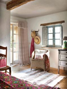 cortinas e tapetes para aquecer