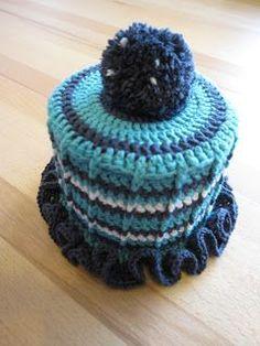 Toilettenpapiermütze Für Das Auto Crochet Pinterest Crochet