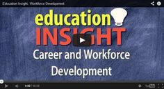 Workforce Development is the third program in a series of SCETV television specials for teachers, educators and parents. This program discusses what South Carolina is doing to prepare students for current and future demands and opportunities. #SC #BackToSchool