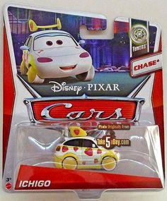 Disney Cars Diecast Complete List | Mattel Disney Pixar CARS Diecast: 2013 Diecast Year Complete!