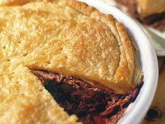 Venison Pie, Venison Recipes, Meat Recipes, Appetizer Recipes, Baking Recipes, Dessert Recipes, Recipies, Brunch Recipes, Oven Chicken Recipes