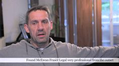 McEwan Fraser Legal - Gary Thomson's Success Story