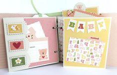 Kit Mini Album Baby Girl Scrapbook o Premade regalo di ArtsyAlbums