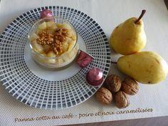 Panna Cotta, Fondant, Camembert Cheese, Pear, Dairy, Fruit, Food, Original Recipe, Essen