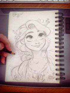 Awesome. Did u know repunzel  has the biggest eyes of all the Disney princesses?