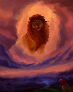 The Lion King. Remember by DGrayfox The Lion King. Remember by DGrayfox Kiara Lion King, Lion King 3, Lion King Fan Art, Lion King Movie, Disney Lion King, Art Roi Lion, Lion Art, Lion Wallpaper, Disney Wallpaper