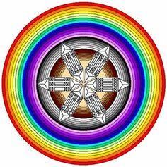 A Chi Energy symbol at: healingcancernaturally.com Energy Symbols, Magic Symbols, Tai Chi, Atlantis, Chi Energy, Flower Symbol, Vedic Mantras, Esoteric Art, Flower Of Life