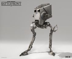 ArtStation - Star Wars Battlefront - Vehicles, Joel Dabrosin