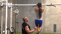 Coach Charles Poliquin on How to Improve Your Chin-Up Performance