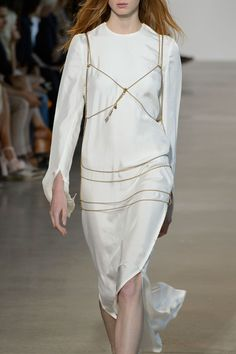 Calvin Klein at New York Spring 2016 (Details)