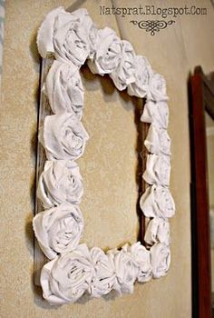 rosette frame