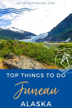 Top Things to Do in Juneau, Alaska on a Cruise - Updated: Our top picks for the best cruise tours and shore excursions in Juneau, Alaska for your next cruise (2021). Packing List For Cruise, Cruise Tips, Cruise Travel, Cruise Vacation, Best Alaskan Cruise, Best Cruise, Stuff To Do, Things To Do, Juneau Alaska