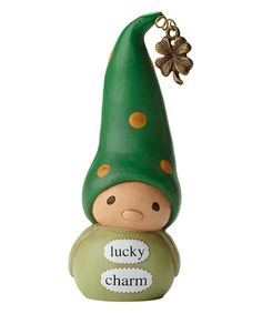 Another great find on #zulily! Bea's Wees 'Lucky Charm' Mini Figurine #zulilyfinds