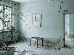 Tchernobyl 5, Waiting Room, Prypiat, Ukraine