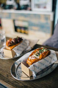 (Eat & Drink) Smack Lobster Roll #London #Soho