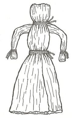 Homemaker's Journal: Cornhusk Dolls